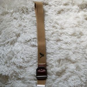 Men's American Eagle Outfitters Tan Belt S…